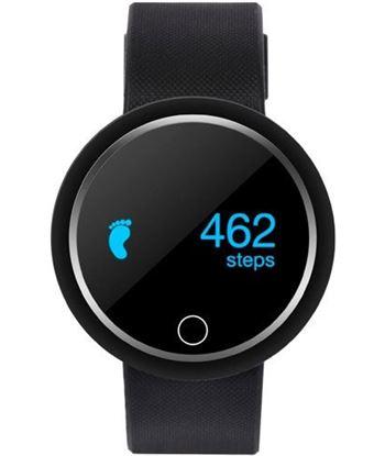Smartwatch deportiva pulsãmetro Ora fit2 negra OSB006-F2B