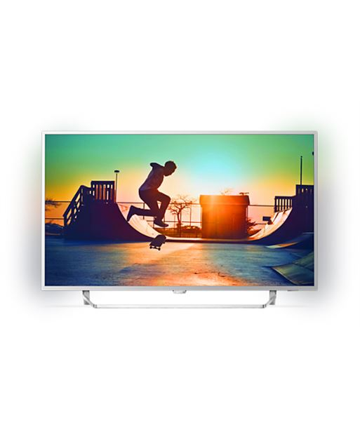 "Tv led 55"" Philips 55pus6412 ultra hd 4k smart tv PHI55PUS6412 - 55PUS6412"