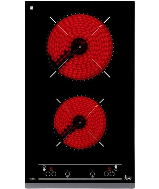 Placa modular vitroc Teka tz3210 30cm 2zon 40204360 - 40204360