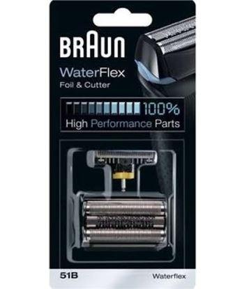 Recambios afeitadora Braun casette 51 b (waterfle CASETTE51B . - 03160919