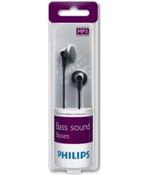 Auricular Philips SHE2000/10 negro - SHE2000