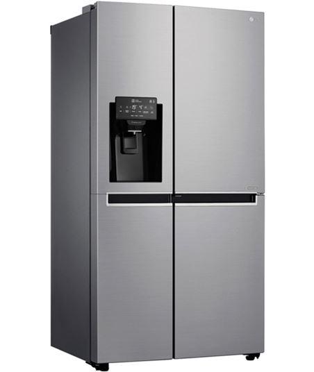 Lg frigorifico side by side GSJ760PZXV no frost a+ inox