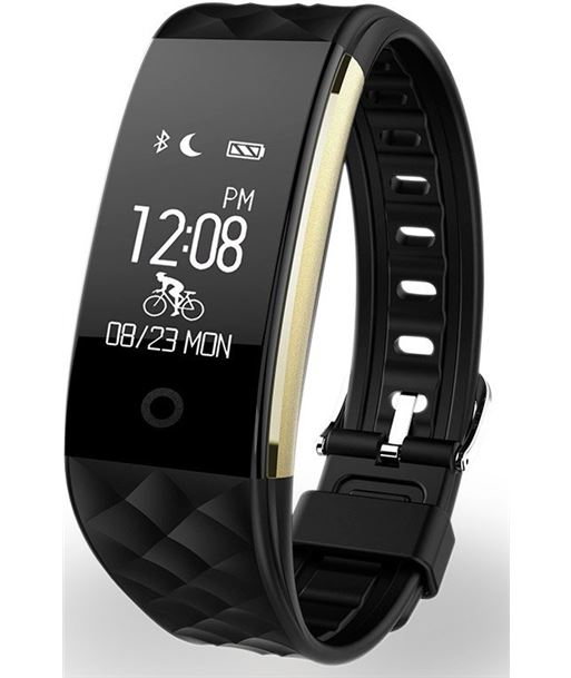 Pulsera deportiva Woxter smart fit 15 pulsãmetro negra WOXMV26_214 - WOXMV26_214
