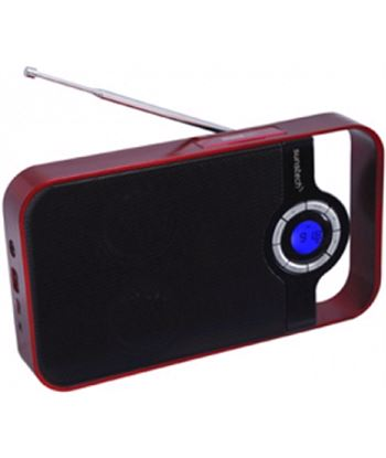 Radio portatil digital Sunstech RPDS250RD
