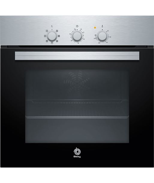 Horno independiente  multifunciónBalay 3HB2010X0 inox - 3HB2010X0