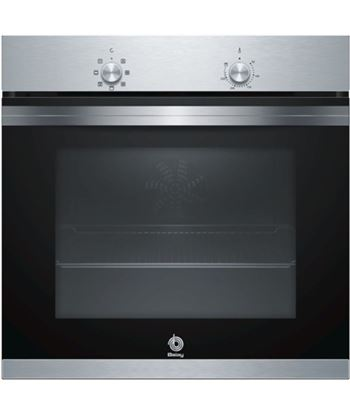 Balay, 3HB4000X0, horno multifunción 60 cm., acero
