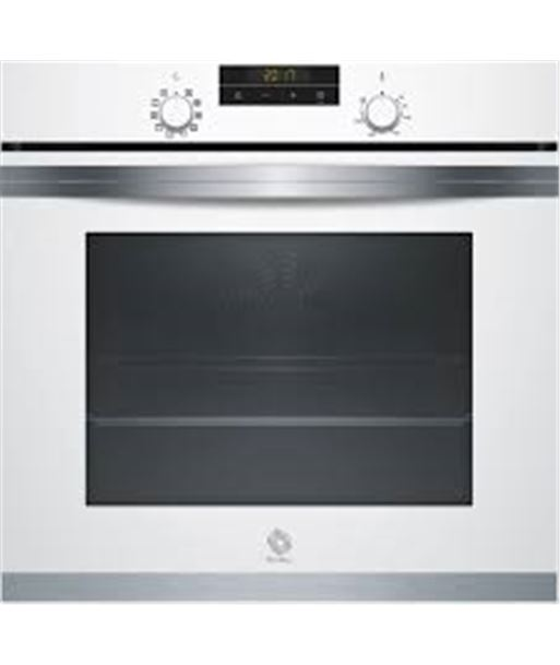 Horno independiente 60cm Balay 3HB4331B0 blanco 71l a - 3HB4331B0