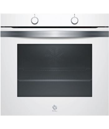 Horno independiente 60cm Balay 3HB5000B0 blanco 71l a cris
