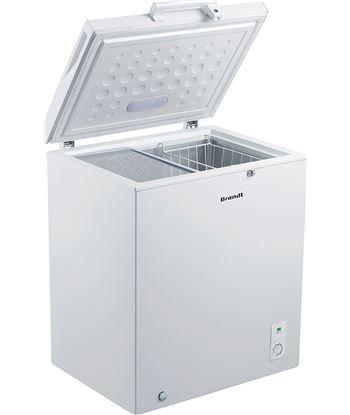 Congelador h Brandt BFK720MSW 70,5cm blanco a+