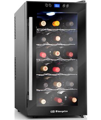 Orbegozo vinoteca 18 botellas. display digital. vt1860
