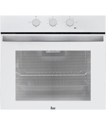 Horno independiente 60cm Teka hbb510 blanco 76l a hydrocle 41560033