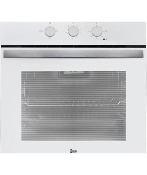 Horno independiente 60cm Teka hbb510 blanco 76l a hydrocle 41560033 - 01166722