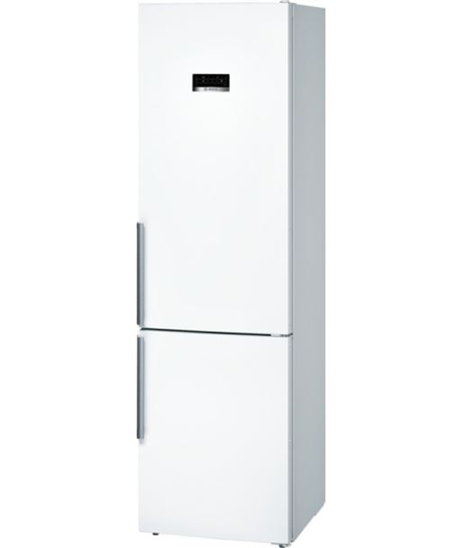 Combi no frost Bosch KGN39XW3P 203x60 blanco - KGN39XW3P