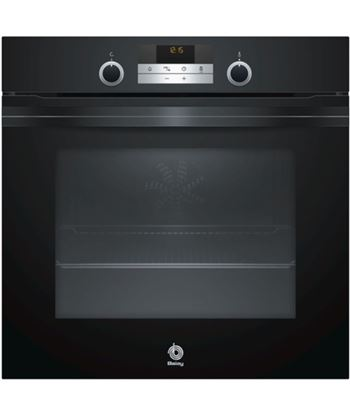 Balay, 3HB5358N0, horno 60 cm., cristal negro Hornos independientes - 3HB5358N0