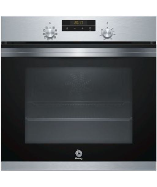 Balay, 3HB4331X0, horno 60 cm., acero inoxidable, Hornos independientes - 3HB4331X0