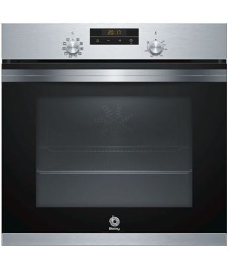 Balay, 3HB4331X0, horno 60 cm., acero inoxidable,