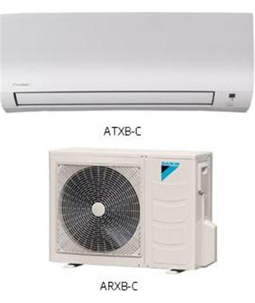 Dkn (2) conjunto a.a daikin inverter axb50c tecnologia - AXB50C