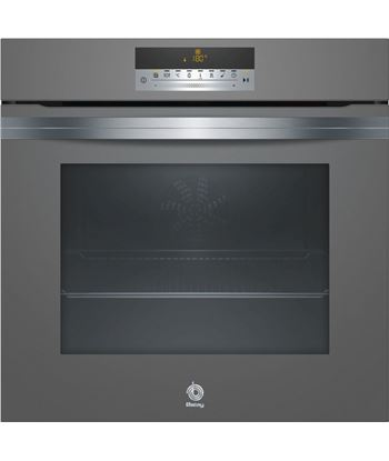 Horno independiente 60cm Balay 3hb5888a0 cristal negro pir 3HB5888N0