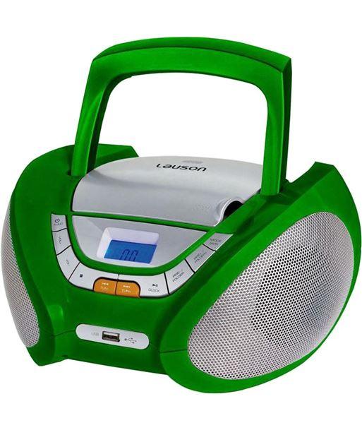 Radio cd Lauson CP444, verde - CP444