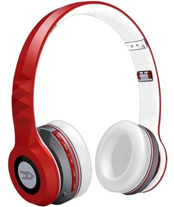 Avenzo auricular bt rojo av601rj