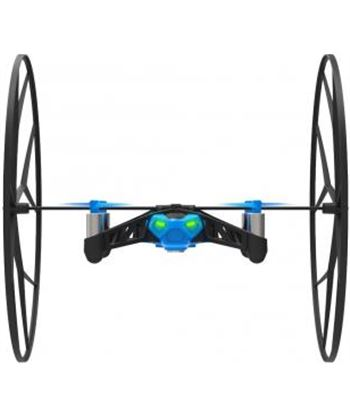 Nuevoelectro.com parrot mini drone rolling spider azul minidrnsipdazul