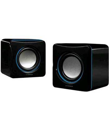 Altavoz ordenador Vivanco stereo compacto negro/az 31925