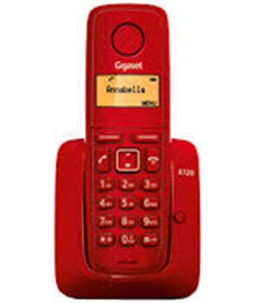 Nuevoelectro.com telefono inalambrico gigaset a120r, rojo - A120R