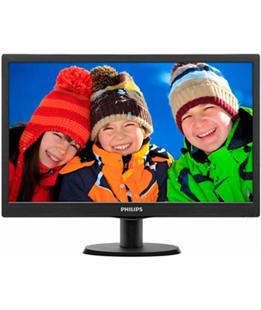 Monitor led 18.5 Philips 193v5lsb2 16:9 /700:1 - 193V5LSB2/10 - 06156851