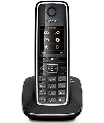 Siemens C530 telefono inalambrico gigaset , negro Telefonía doméstica - C530