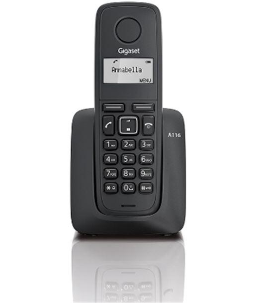 Nuevoelectro.com telefono inalambrico gigaset a116, negro - 08163420