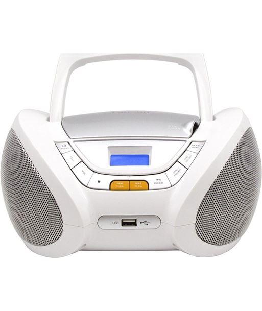 Radio cd Lauson CP450, blanco - CP450