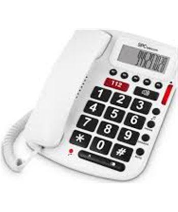 Telefono fijo Spc telecom 3293B blanco Telefonía doméstica - 08151965