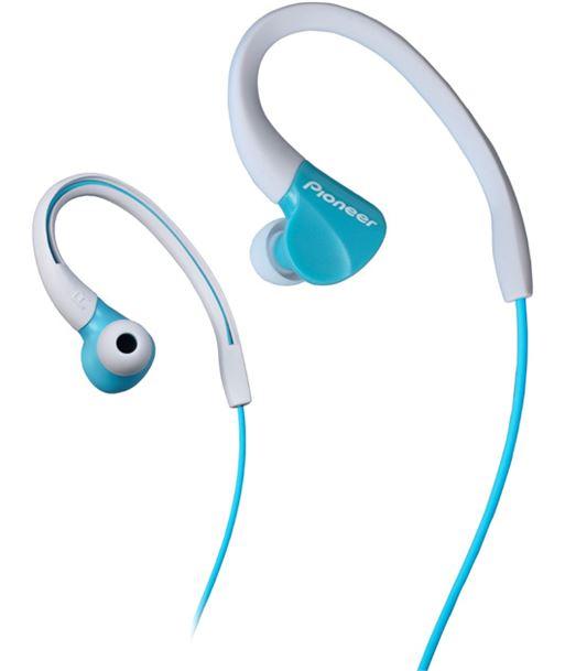 Auricular clip deportivo Pioneer SEE3GR, turquesa - SEE3GR