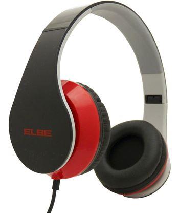 Auricular aro Elbe AU546NR, rojo-negro