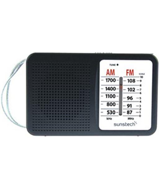 Radio portatil Sunstech RPS411BK - RPS411BK