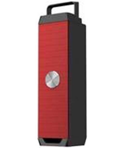 Altavoz y bluetooth® integrado STBT50RD Sunstech, - STBT50RD