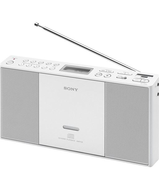 Sistema hifi Sony ZSPE60WCED blanco - ZSPE60WCED