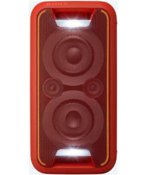 Altavoz power Sony GTKXB5RCEL rojo - GTKXB5RCEL