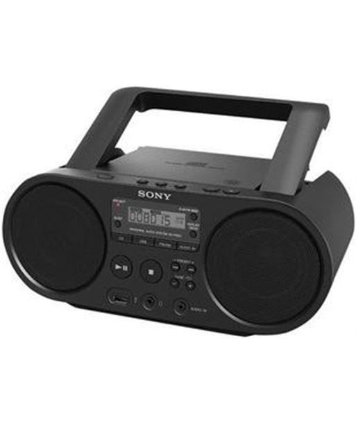 Radio cd Sony ZSPS50BCED, usb - ZSPS50BCED