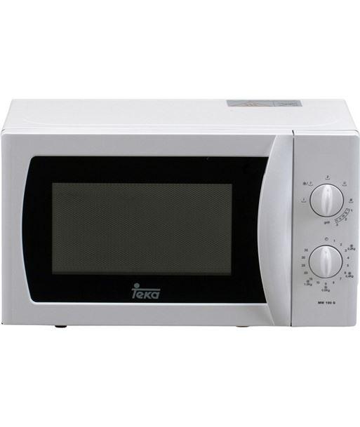 Teka microondas con grill  mw 190g blanco (19 l.) 40590555 - MW190G