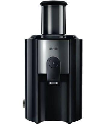 Licuadora acero inoxidable negro Braun home J500 9