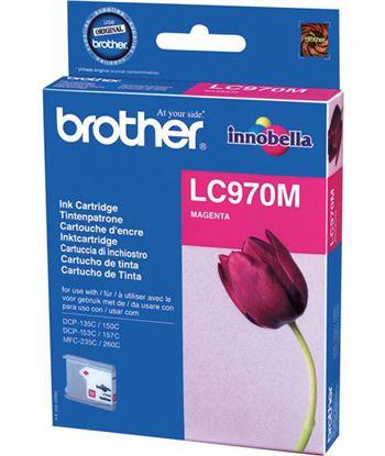 Tinta magenta Brother 135/235 LC970M Consumibles - BROLC970M