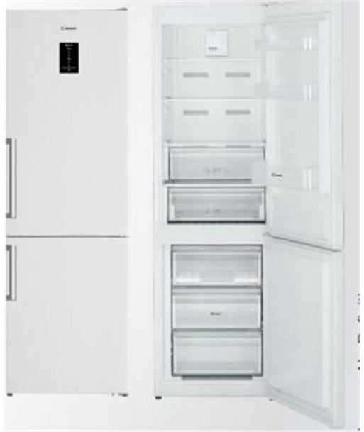 Combi total no frost Candy,CVBN6204W,blanco, 2m - CVBN6204W