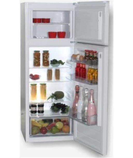 Rommer frigorif. 2_puertas fv250a+, blanco, 144x57x55 - FV250A+