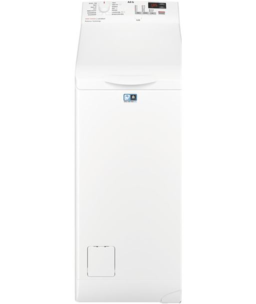 Lavadora carga superior  6kg Aeg l6tbk621 (1200rpm) AEGL6TBK621 - L6TBK621
