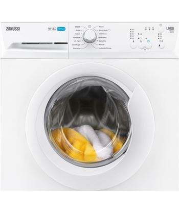 Zanussi zwf81240w washing machine, front loaded