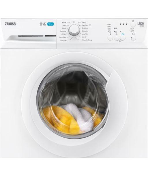 Zanussi zwf81240w washing machine, front loaded - ZWF81240W-1