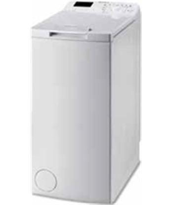 Indesit lavadora carga superior BTWD61253(EU) 6kg 1200 a+++