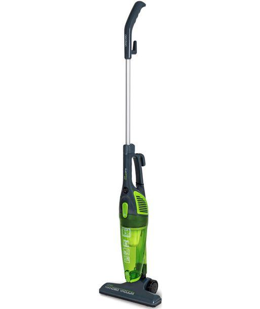 Cecotec aspirador escoba 05006 stick easy 800w negro/verde - 05006