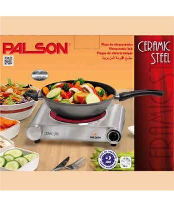 Placa vitroceramica Palson ceramic steel 30990